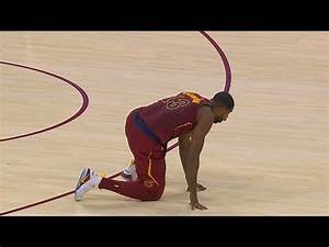 Tristan Thompson Scary Injury | Cleveland Cavaliers vs ...