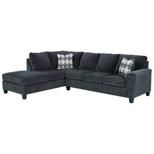Signature Design by Ashley Altari 2-Piece Sectional with ...