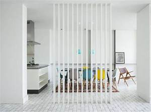 La separation de piece en 83 photos inspiratrices for Meuble pour separation de piece 6 une separation de style loft pour la chambre leroy merlin
