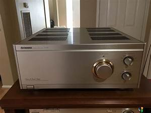 Pioneer A09 Class A Amplifier Photo  1775118