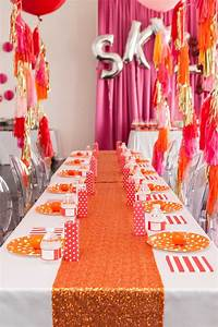 Elmo Themed First Birthday Party The Celebration Society