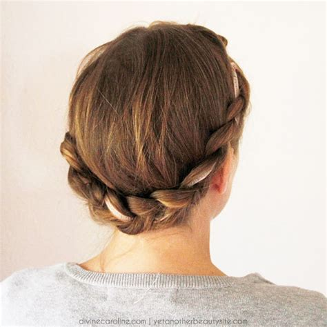 ribbon hair styles 3 hairstyles featuring hair ribbons more