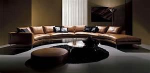 Couch Italienisches Design : italienische ledersofas add look von i4mariani design mauro lipparini ~ Frokenaadalensverden.com Haus und Dekorationen