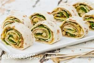Wraps Füllung Vegetarisch : 17 beste afbeeldingen over recepten op pinterest kerst wraps en ovens ~ Markanthonyermac.com Haus und Dekorationen