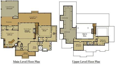big houses floor plans big house plans home deco plans