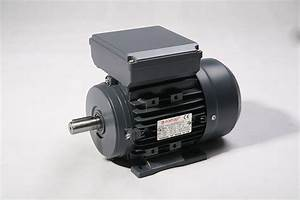 Techtop 0 18 Kw Motor 240v 1 Phase 2 Pole  2710 Rpm  Foot
