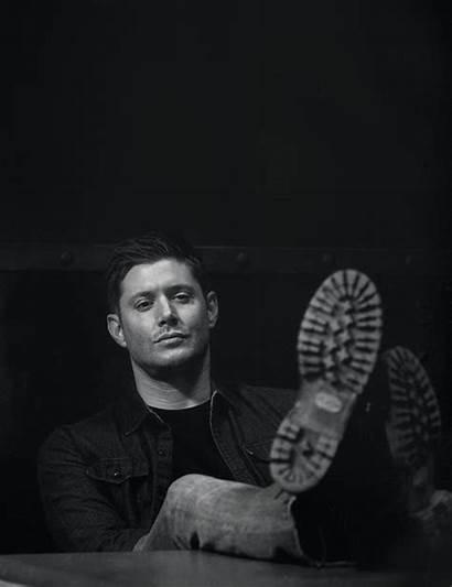 Supernatural Dean Winchester Jensen Ackles Walker Reader