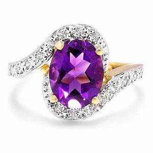 purple engagement ring with this ring pinterest With wedding rings purple