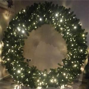Adventskranz Ohne Rohling Binden : adventskranz mit 200cm durchmesser weihnachtsbaum ~ Markanthonyermac.com Haus und Dekorationen