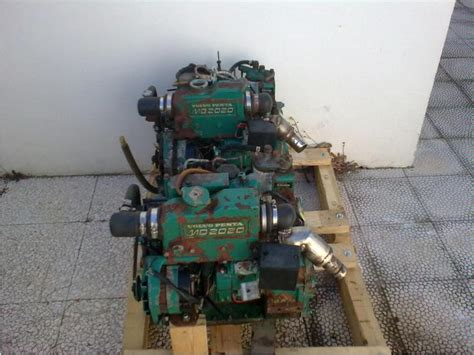 Volvo Md2020 For Sale by Motor Volvo Penta Md 2020 Second 66545 Inautia