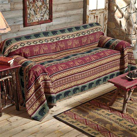 Rocky Ridge Sofa Cover