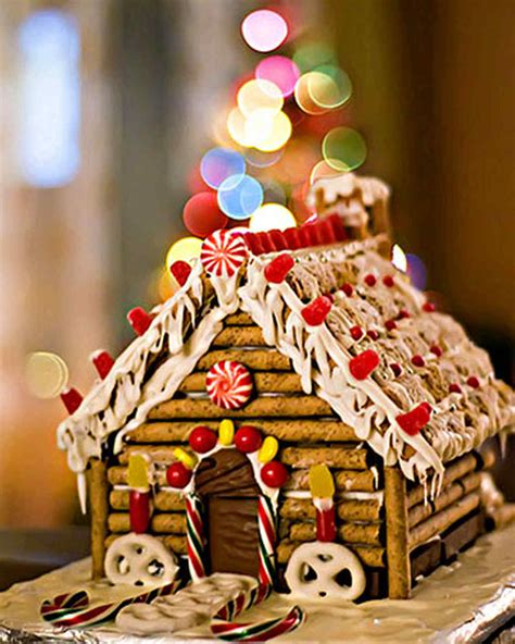 gingerbread house decorations your best gingerbread houses martha stewart