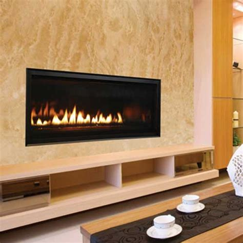 linear gas fireplace ihp superior drl3000 direct vent linear gas fireplace