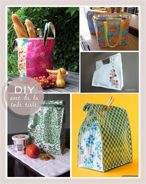 comment faire un sac en toile ciree 28 images de jolis sacs pour faire les courses 2 le