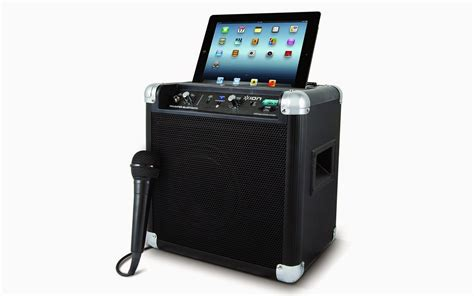 Best Speaker System For by Best Ion Tailgater Bluetooth Portable Speaker System With