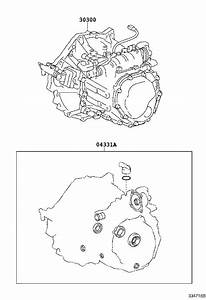 2015 Toyota Yaris Manual Transmission  Mtm  Assembly
