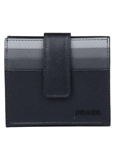 Today, we discuss prada wallet mens, the prada wallet price and prada mens wallet price in india. Prada Prada Card Holder - Nero - 10779997   italist