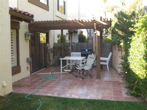 halperin residence encinitas california pergola and