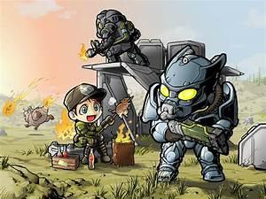 Enclave Camp Fallout