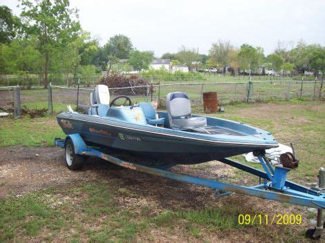 1998 Challenger Bass Boat by Boats For Sale By Owner 1984 15 Foot Skeeter Starfire 90