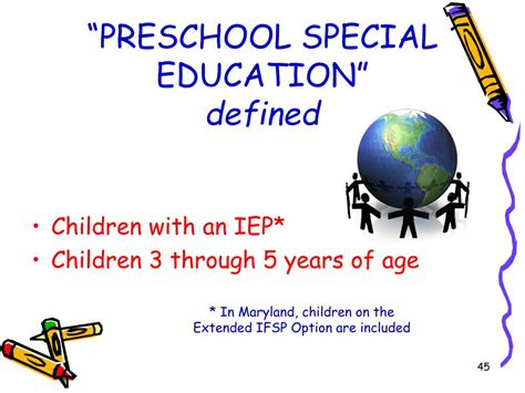 ppt the maryland model for school readiness for 656 | preschool special education defined l