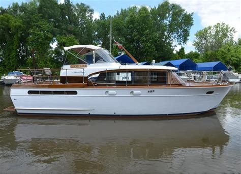 Boat Dealers Northern Mn by 1959 Chris Craft Constellation 42 My Power Boat For Sale