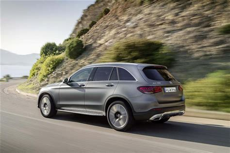 For those who want everything and would do anything to get it. Mercedes GLC-Class - Car Lease and Go