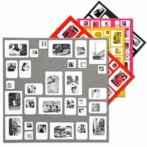 Grand Pele Mele Photo : p le m le magn tique une id e de cadeau original amikado ~ Teatrodelosmanantiales.com Idées de Décoration