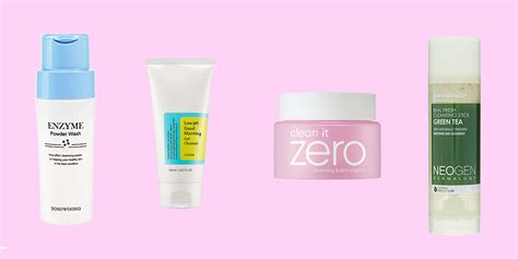 best cleansing for skin best korean cleansers get the radiant skin you ve always