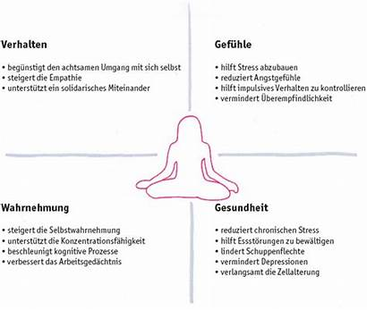 Meditation Studien Auswirkungen Ziegler Franziska Chefs Eines