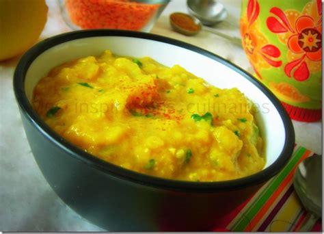 blogs recettes de cuisine soupe de lentilles corail recette egyptienne le