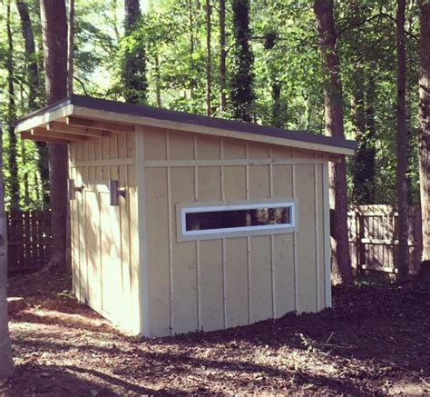 slant roof storage shed plans 1000 ideas about 10x12 shed on 10x12 shed