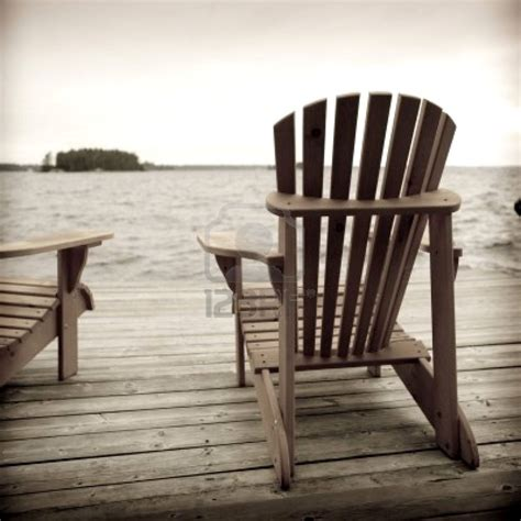 adorondack chairs for the dock lake livin