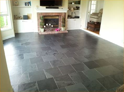 slate floors kitchen slate looking tile flooring winfield basement bathroom 2301
