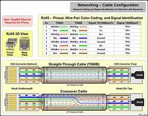 Network Cable Wiring Diagram  U2013 Wiring Diagram