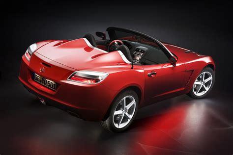 New Opel Gt by 2009 Opel Gt Conceptcarz