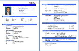 contoh resume terbaik bahasa melayu contoh resume bahasa melayu resume kerja swasta resume kerja kerajaan resume terkini dan