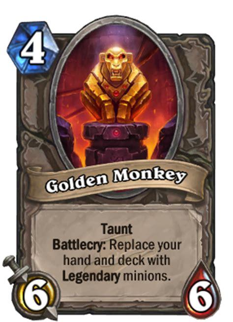 Hearthstone Taunt Deck 2015 by Golden Monkey Hearthstone Card