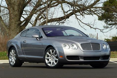 bentley continental gt twin turbo