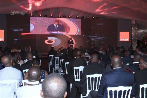 siege sociale orange hommage du zanzan au président alassane ouattara le