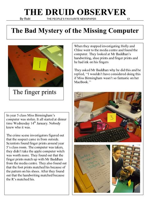Newspaper front pages from just before the may 2015 general election. Crime scene newspaper reports | Kestrels Blog