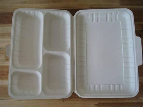 biodegradable disposable lunch box al  ailtec