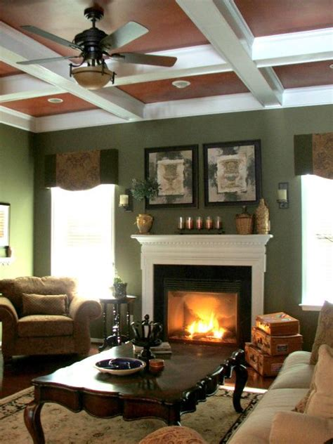 images  coffered ceiling  pinterest paint