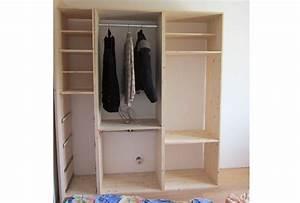 Prix Dressing Sur Mesure : fabriquer son propre dressing sur mesure avec ~ Premium-room.com Idées de Décoration
