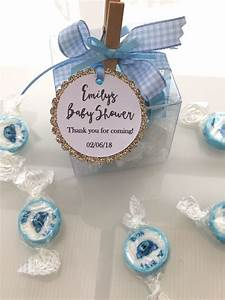 personalised Baby Shower Favours  Baby