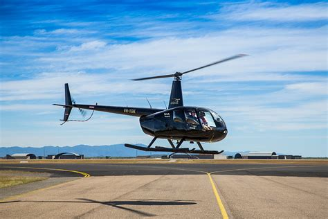 Townsville Helicopters | Robinson R44