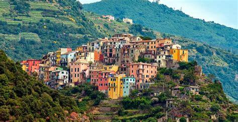 les cinq villages cinque terre italie