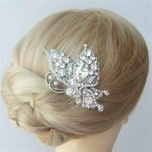 Wedding Hair Accessories Rhinestone Wedding Hair Comb