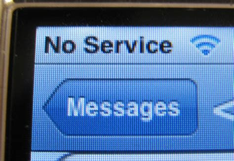 no service on iphone iphone3gs nosignal fix repair guide