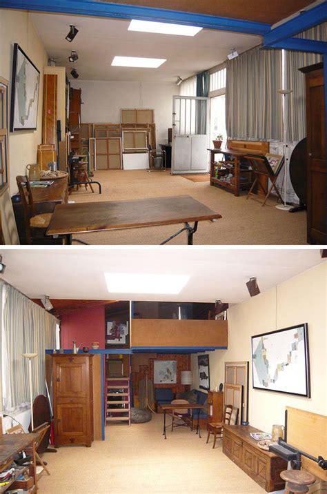 art studio  transformed
